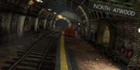 London Underground (multiplayer map)