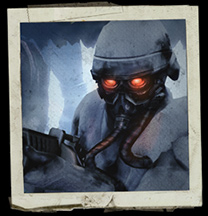Helghast MP skin