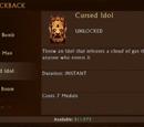 Cursed Idol
