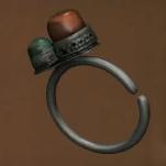 File:Tibetan Silver Earing.PNG