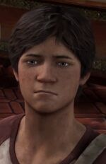 Nathan Drake as a teen