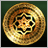Amulet of a Hindu god