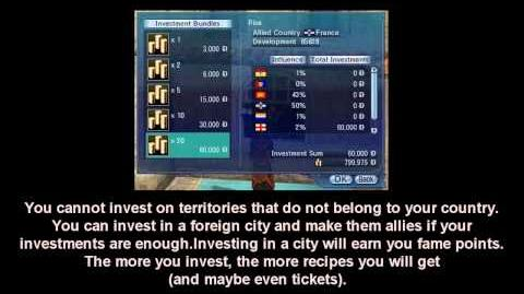 UWO Tutorial Part 14 - Town Investments