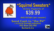 Squirrel Sweater 30