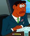Blue Suit Guy