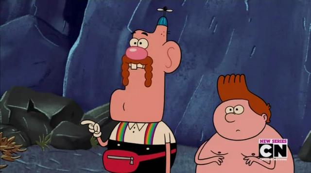 File:Uncle Grandpa, Belly Bag, and Belly Brother 25.png