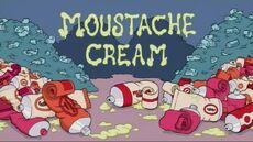 Moustache Cream title