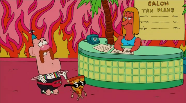File:Uncle Grandpa, Belly Bag, and Pizza Steve in Tiger Trails 4.png