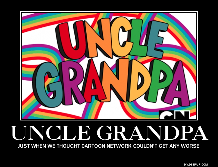 Uncle Grandpa Good Morning Meme : Uncle grandpa wiki guidelines hate speech and