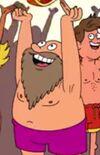 Nameless Man with Grey Beard