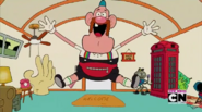 Uncle Grandpa and Belly Bag in Belly Brothers 4
