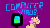 Uncle Grandpa Computer Virus Title Card