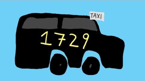 1729 and Taxi Cabs - Numberphile