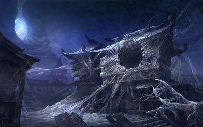 03 the highland necropolis spider nest