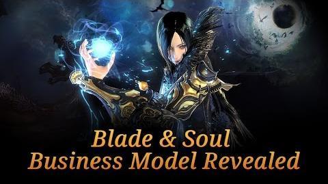 Blade & Soul Business Model Revealed