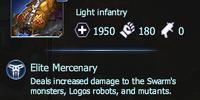 R.O.B.O.T.I.C.K. (Mercenary Squad: Light Infantry)