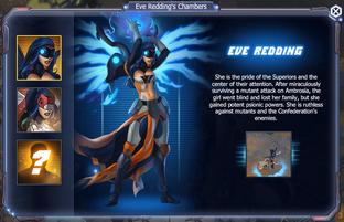 Eve redding