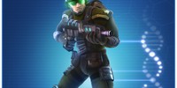 Space Infantry Unit/Infantry