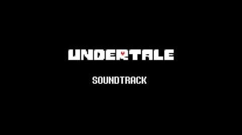 Undertale OST-Dogsong