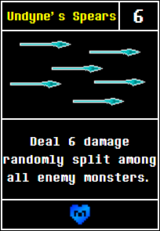 Undyne's Spears