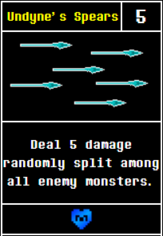 Undyne's Spears Updated(ed)