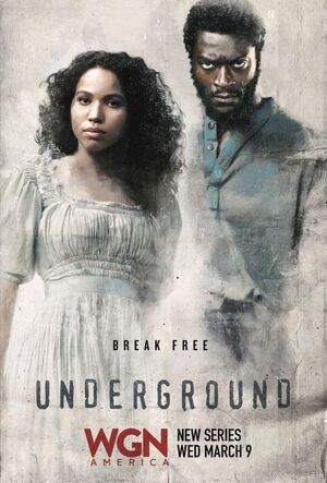 Underground Season 1 poster
