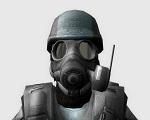 PMC Hazmat Soldier