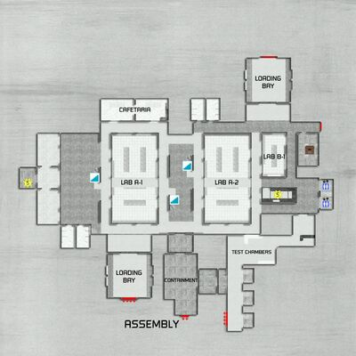 Level2 NorthWing LowerLabs-map