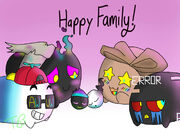 Mochi family by turtledoveanimations-daajg4q