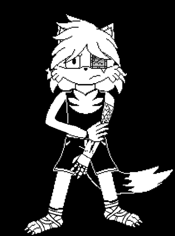File:Michael Undertale battle sprite.png