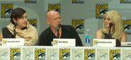 Dean, Alex, Rachelle Comic Con