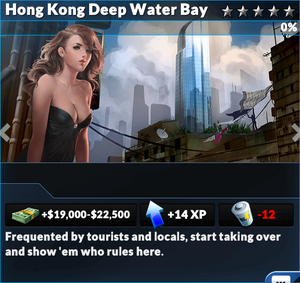 Job hong kong deep water bay