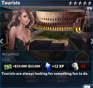 Job tourists