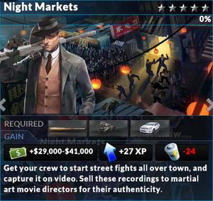 Job night markets