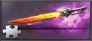 Item fire sword