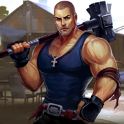 Lieutenant hammer