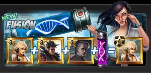 Banner fusion