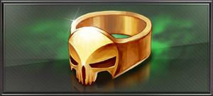 Item skull ring