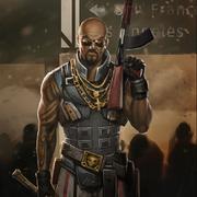 Lieutenant preacher