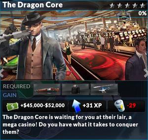 Job the dragon core