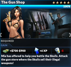 Job the gun shop