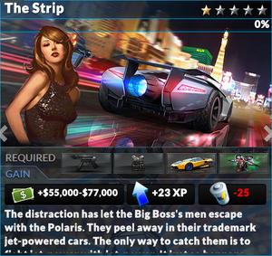 Job the strip