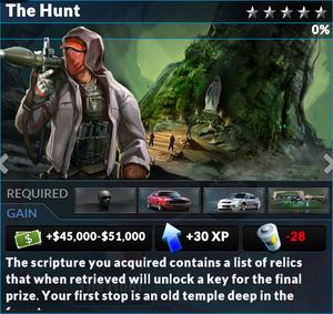 Job the hunt france