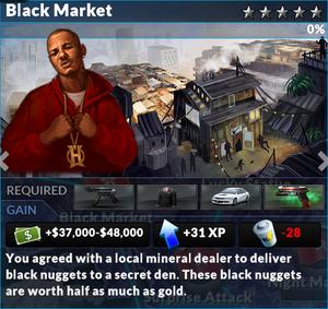 Job black market