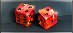 Item ruby dice