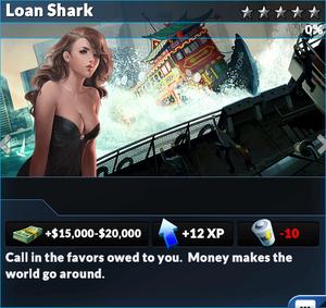 Job loan shark