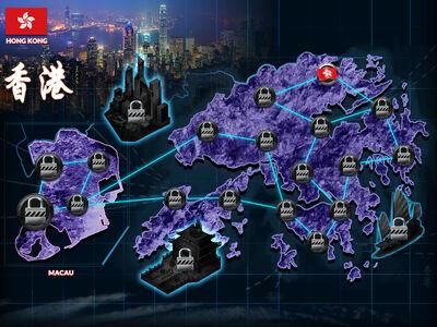 District hong kong