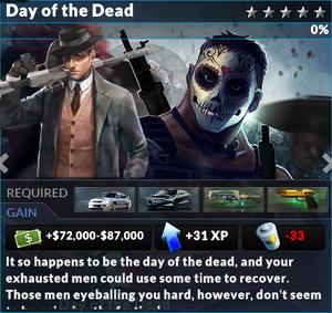 Job day of the dead