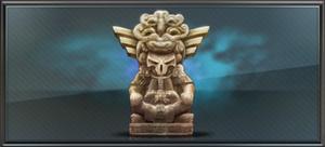Item ancient statue