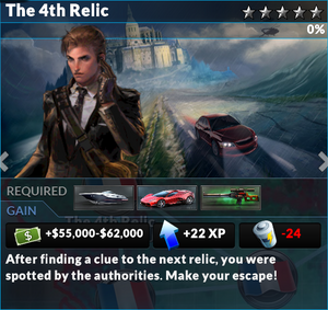 Job the 4th relic
